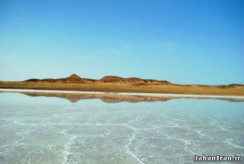 جزیره سرگردان، مرنجاب