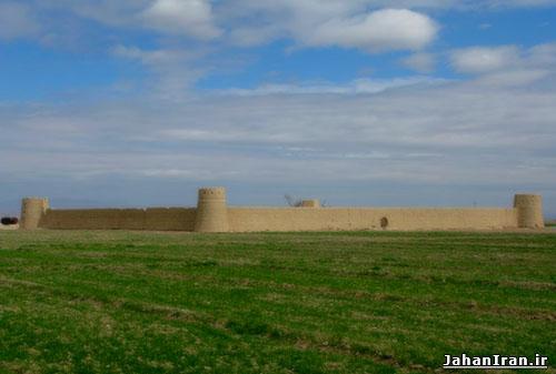 قلعه قدیمی طالجرد