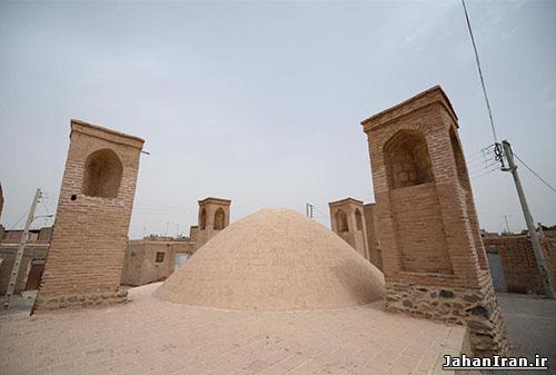 آب انبار خسرو اردستان