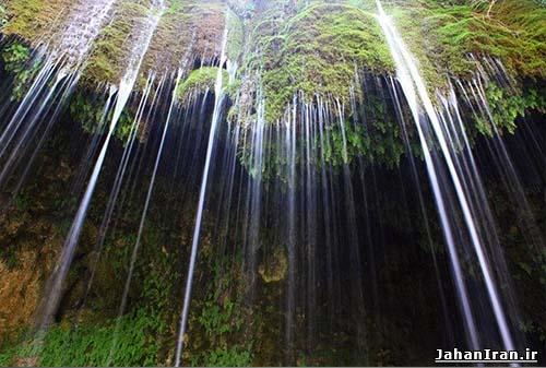 آبشار آسیابخرابه جلفا