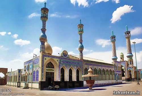 آرامگاه امامزاده اسماعیل (میانه)
