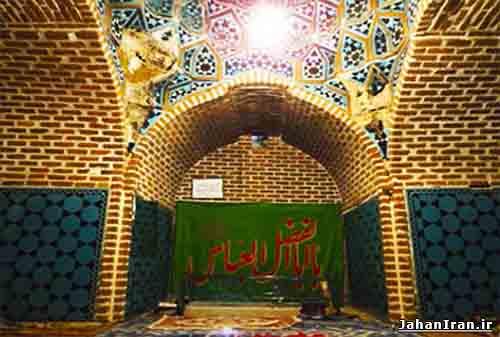 امامزاده سید ابوالقاسم عجب شیر