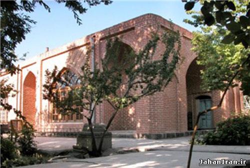 باغ گلشن راز شبستر (آرامگاه شیخ محمود شبستری)