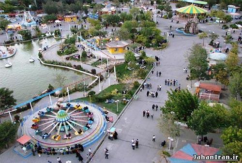 پارک سیاحتی، تفریحی باغلارباغی
