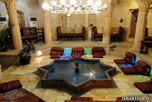 حمام نوبر تبریز (سفره خانه سنتی شهریار)