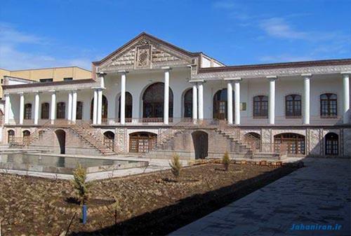 موزه قاجار (خانه امیرنظام گروسی)