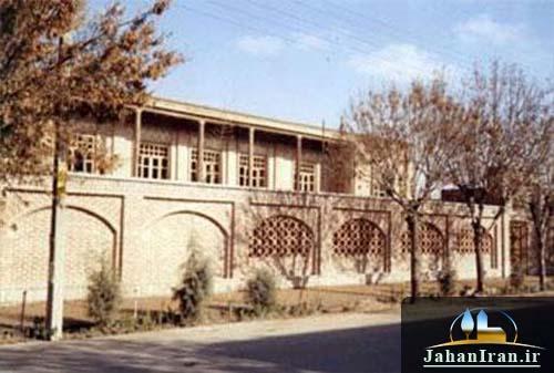 خانهٔ تاریخی شیخ قاضی سیفالعلما