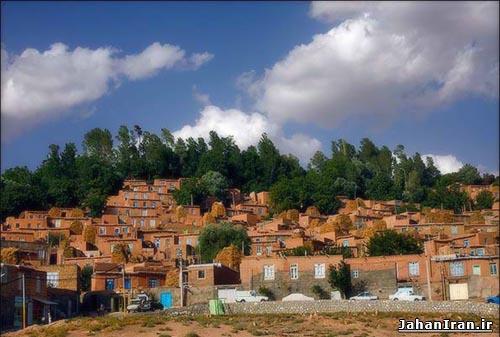 روستای زنوزق (ماسوله آذربایجان)