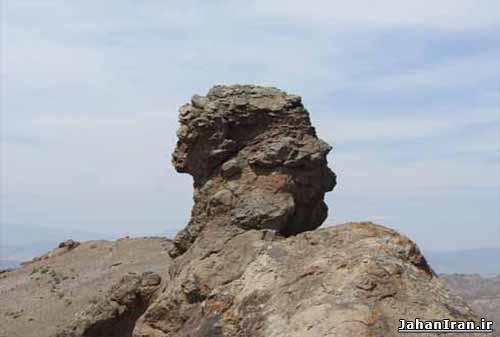 صخره پهلوان داشی