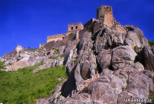 قلعه پیغام کلیبر