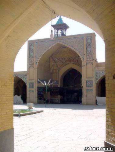 مسجد آقانور