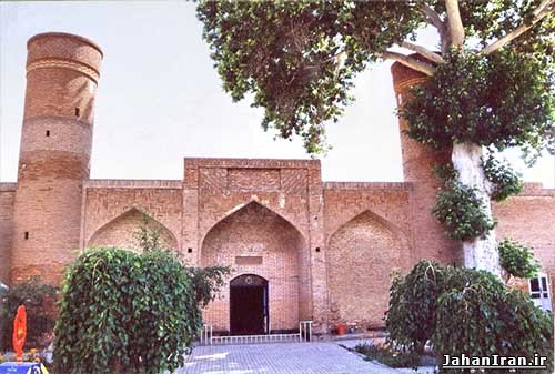 مسجد جامع تسوج