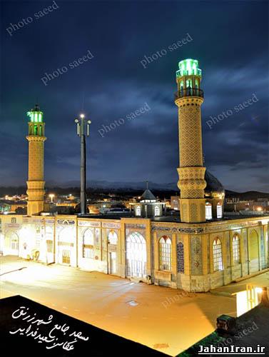 مسجد جامع زرنق
