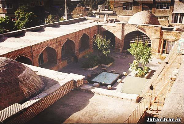 مسجد جامع سرخ (مهاباد)