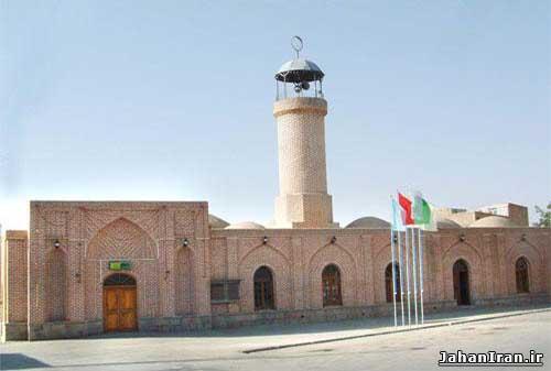 مسجد جامع سیس