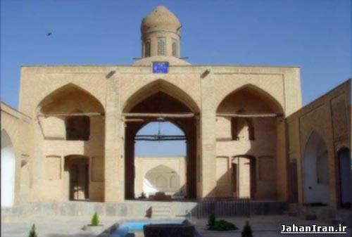 مسجد حاج محمد جعفر آبادهای