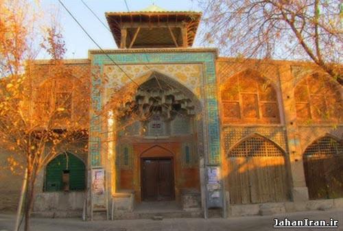 مسجد علیقلی آقا