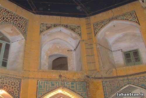 مسجد قطبیه (حسینیه خلجا)