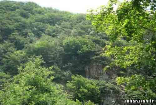 منطقه گردشگری هفت چشمه ورزقان