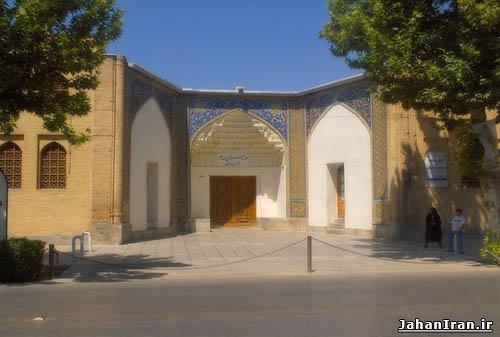 موزه هنرهای تزئینی و معاصر اصفهان