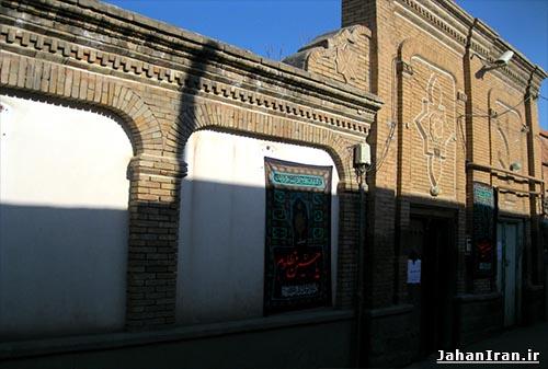 موزهٔ محرم (خانهٔ صحتی) تبریز