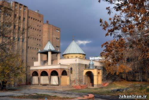 کلیسای سرکیس مقدس (تبریز)
