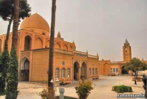 کلیسای مریم و هاکوپ (اصفهان)