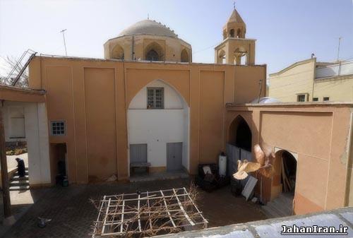 کلیسای نیکوغایوس مقدس (اصفهان)
